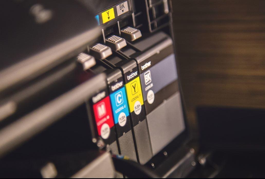 cara syaring printer