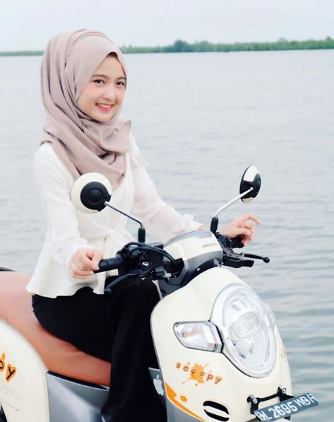 hijab cantik