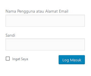 cara mengganti template wordpress