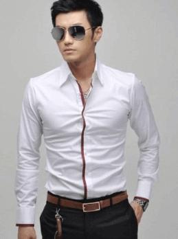 gaya pakaian pria
