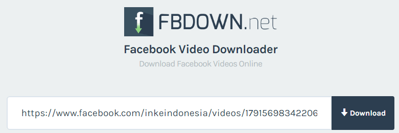 cara download video di fb3