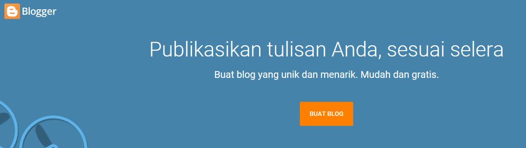 cara bikin toko online dengan blogspot