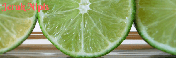 cara mengusir nyamuk dengan jeruk nipis