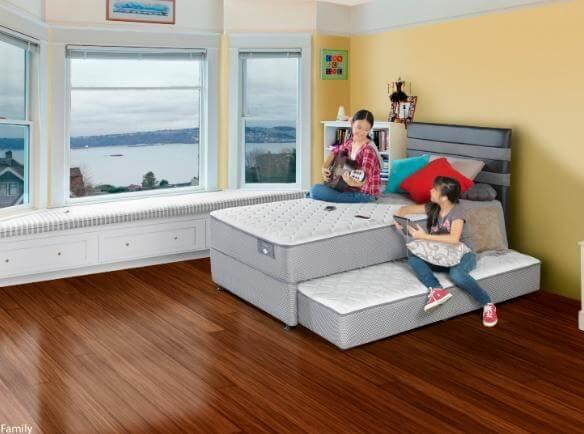 Membedakan Kasur Spring Bed dan Lateks Pilih yang Paling Sesuai untuk Anda