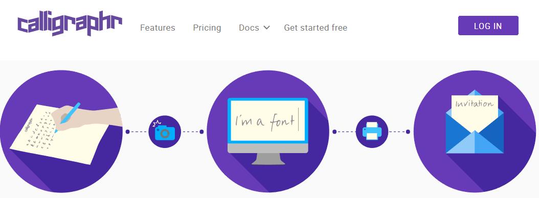 cara membuat font sendiri