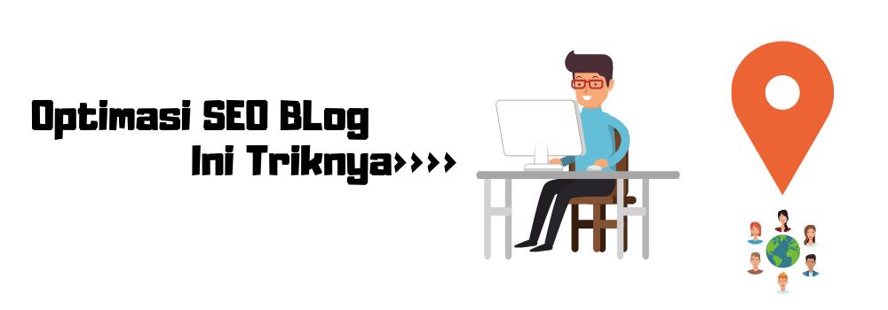 optimasi seo blog