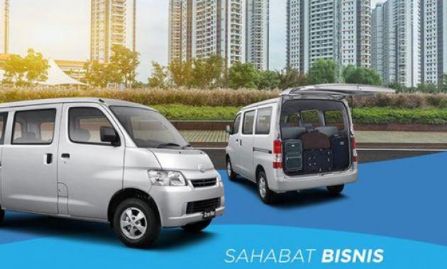 Daihatsu Gran Max MB MPV