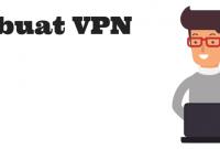 cara membuat vpn