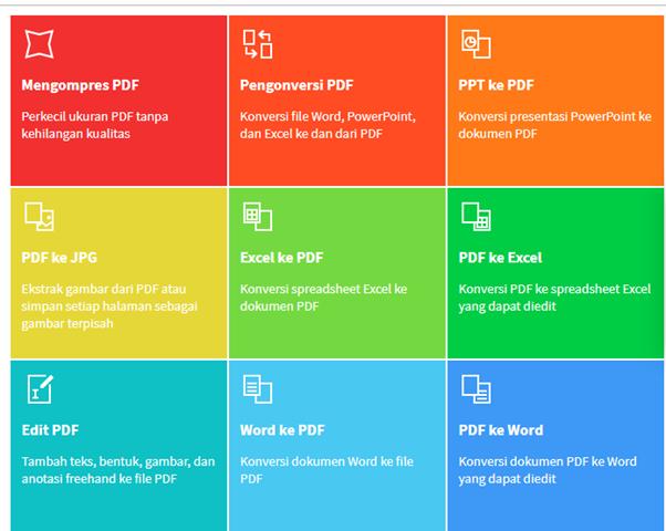 cara membuat word ke pdf