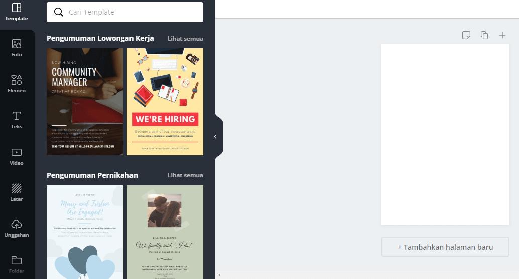 cara membuat pamflet dengan microsoft word 2010