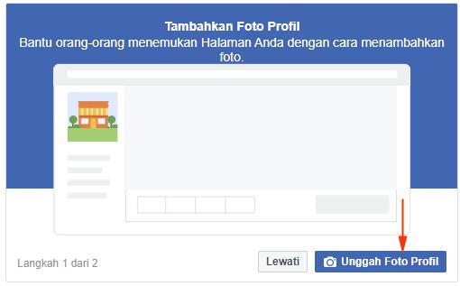 cara membuat fanspage