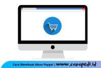 cara membuat akun PayPal bni