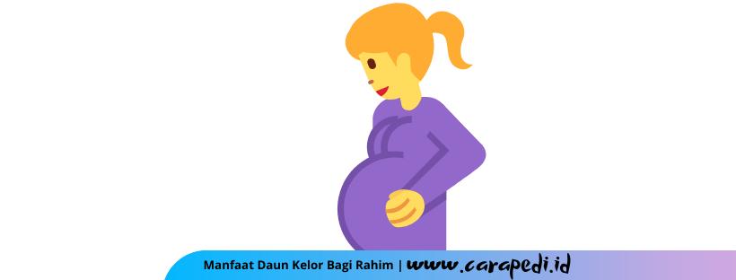 manfaat daun kelor untuk rahim