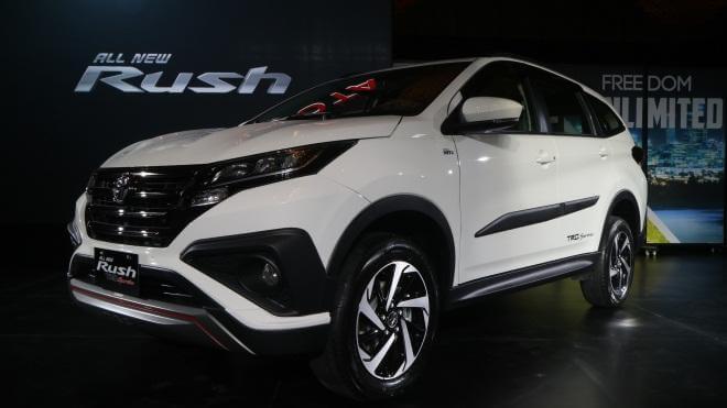 Deskripsi: Ini Tampilan Anyar All New Toyota Rush | Marketeers - Majalah ...