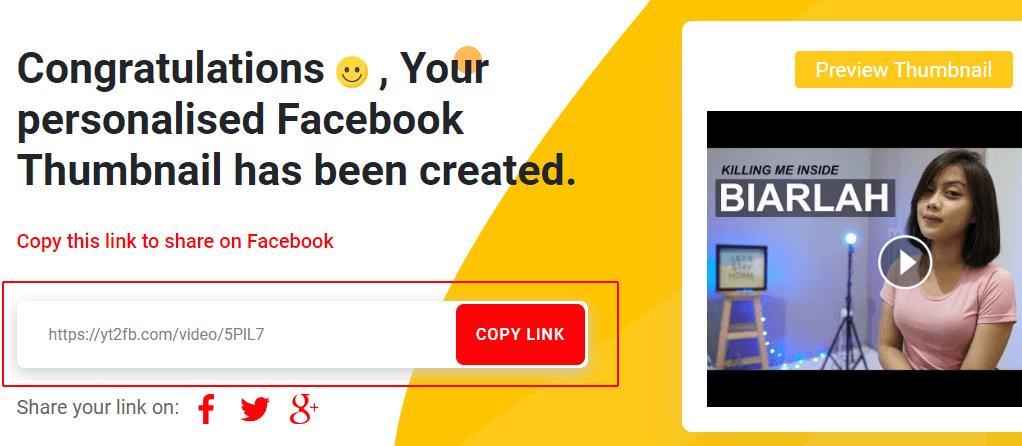 cara agar video youtube bisa diputar di facebook