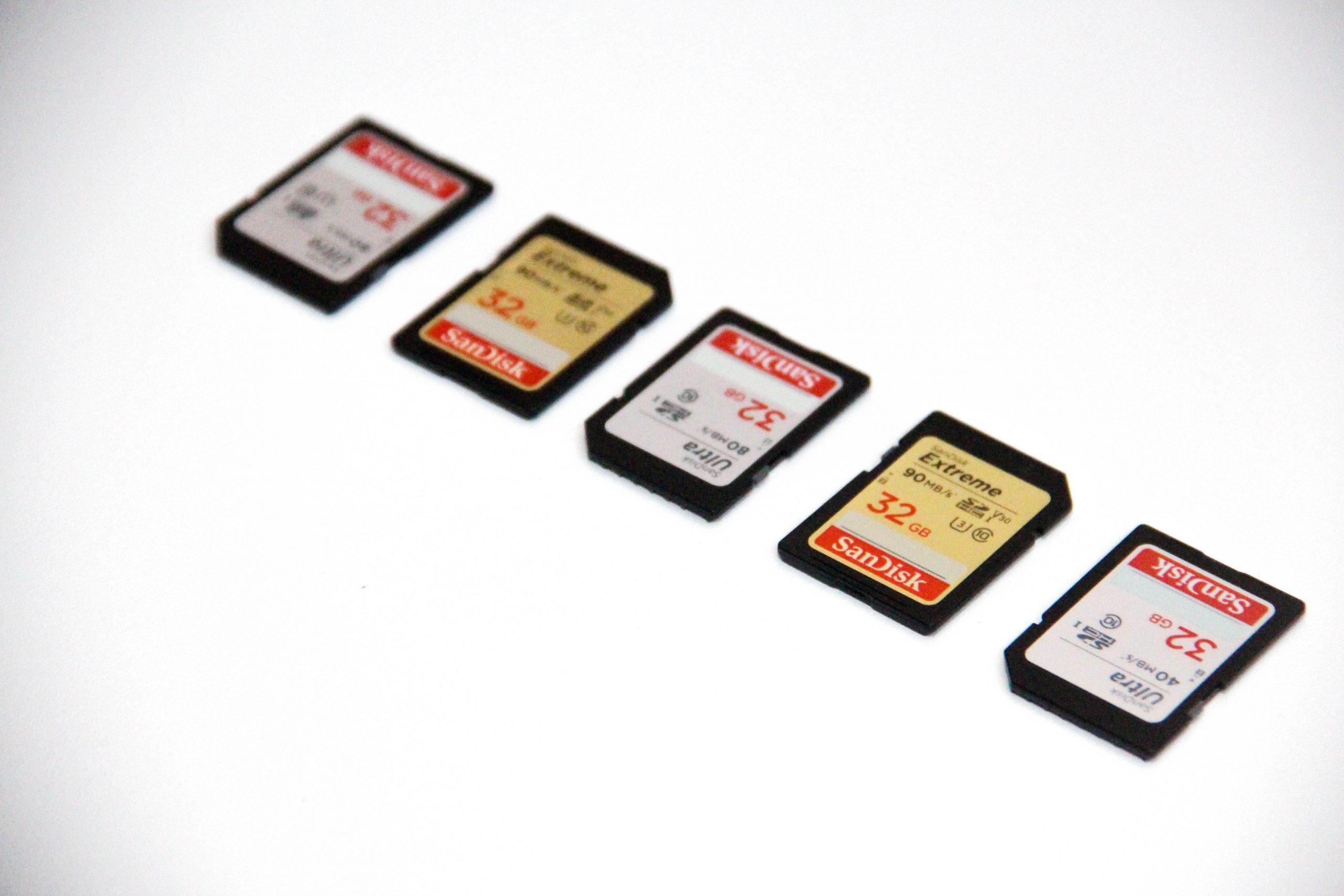 Cara memperbaiki kartu SD yang rusak