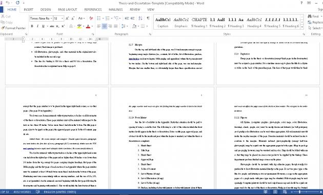 cara menampilkan banyak halaman sekaligus di microsoft word
