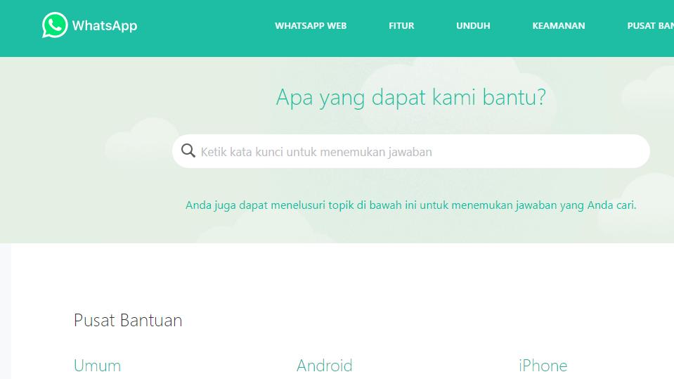 3 Cara Amankan Akun Whatsapp Yang Di Bobol