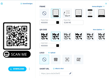 Cara Membuat QR Code Mudah dan Gratis Tanpa Aplikasi