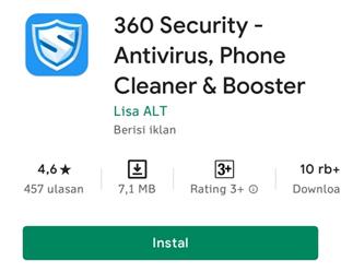 5 Antivirus Terbaik Untuk Android