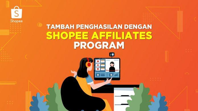cara mendaftar shopee affiliates