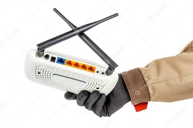 cara memasang router wifi